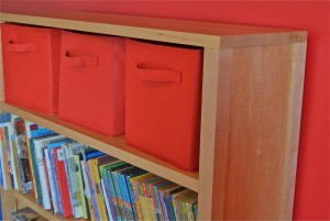 Alta Bookshelf