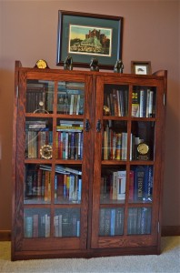 American Mission Bookcase