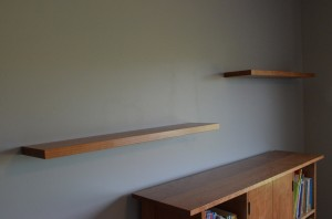 Keystone Floating Shelves