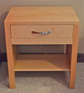Alta Bedside Table