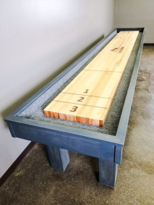 Maple Shuffleboard Top