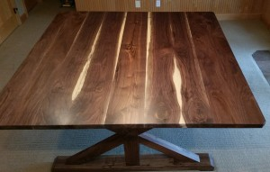 Ridge Table Top
