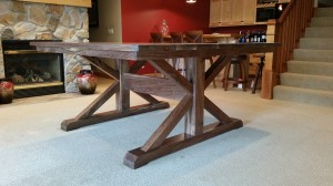 Ridge Table