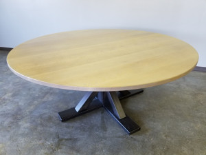 Shasta Reclaimed Oak Table