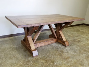 Zion Breadboard Table