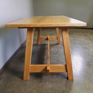 Aspen Oak Table